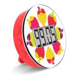 Magnetic digital timer - Strawberry