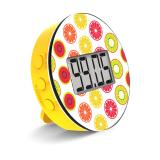 Magnetic digital timer - Citrus